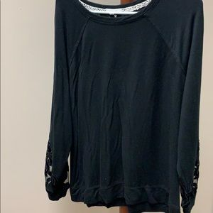 Maurices black sweater
